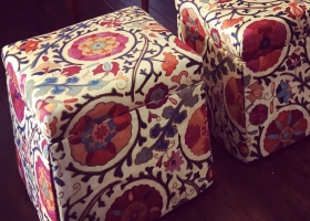 Living Room Stools